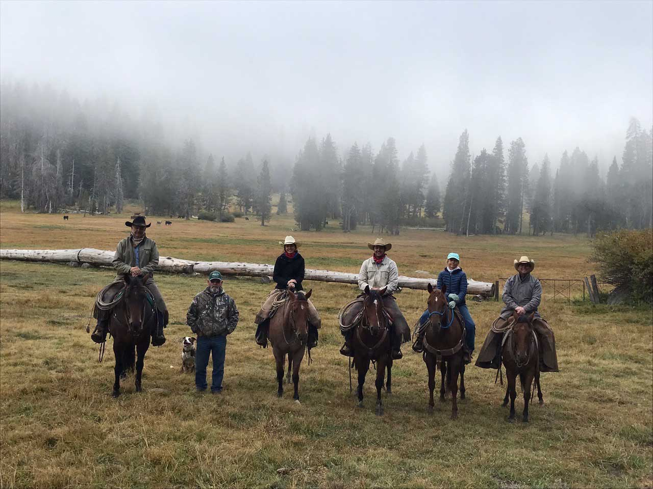 Generations on Carver Bowen Ranch